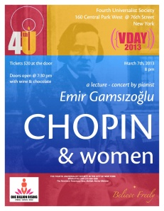 Chopin & Women