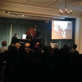 Chopin's BDay, 2015 - Greenwich House