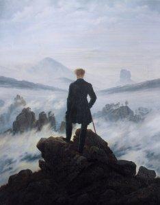 """Caspar David Friedrich's """"Wanderer"""""""