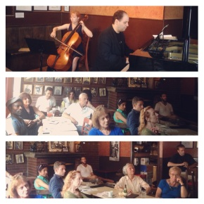 Bach at Caffe Vivaldi