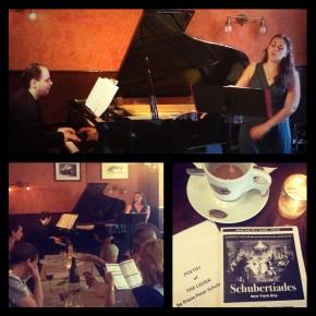 Schubertiade; Women's Life with soprano Stefanie Izzo