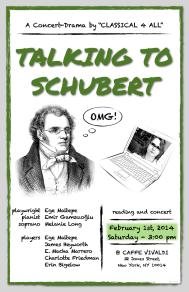 Talking to Schubert