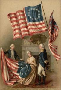 george-washington-betsy-ross-flag-postcard-272x400