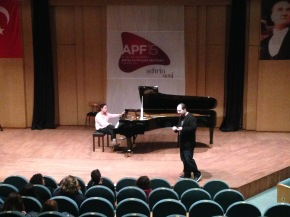 """What's the Next Big Thing?"" workshop with young pianists 15th International Antalya Piano Festival"