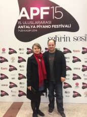 Team Classical for All at 15th International Antalya Piano Festival