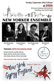 Gypsy in Classical Music