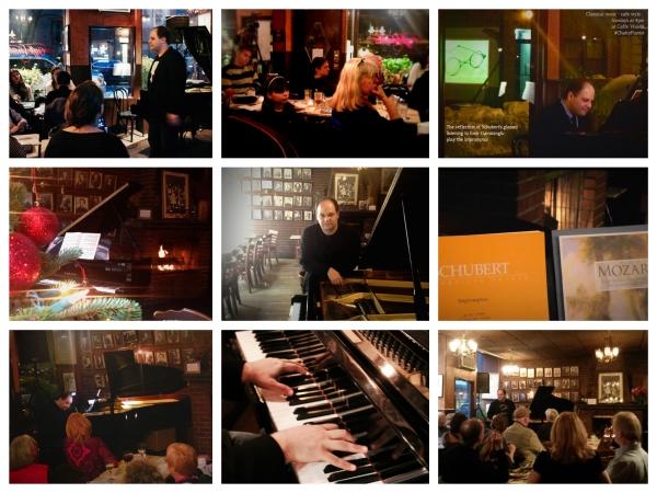 Classical Sundays at Caffe Vivaldi